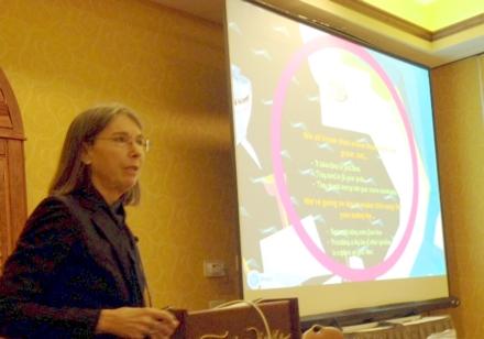 Prezi presentation: Effectively using social media in Psychology Classes