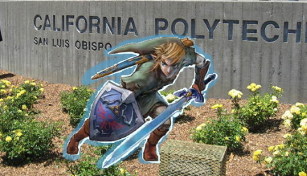 I always thought their was a LINK at Cal Poly!